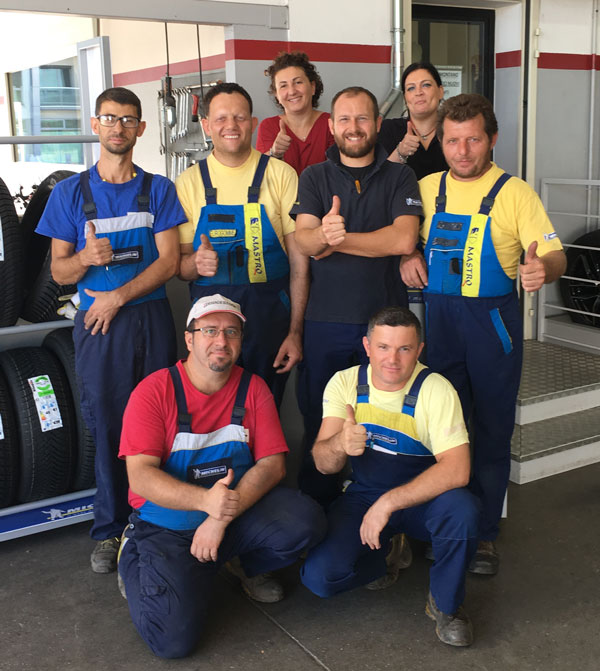 eurogomme-staff